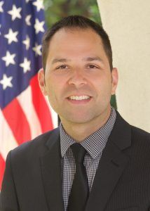 City Manager James Vega